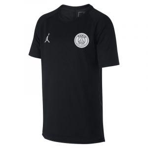 Nike Haut de football PSG Dri-FIT Squad pour Enfant plus âgé - Noir - Taille S