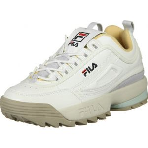 FILA Baskets basses DISRUPTOR CB LOW WMN blanc - Taille 37,38,39,40,41