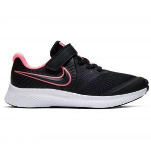 Nike Chaussures enfant STAR RUNNER 2 (PSV) FA Noir - Taille 28,30,31,32,33,34,35,28 1/2