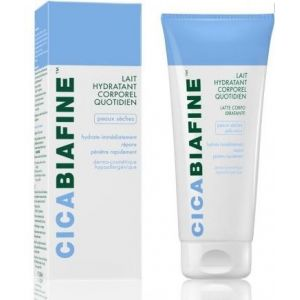 Biafine Cicabiafine - Lait hydratant corporel quotidien - 200 ml