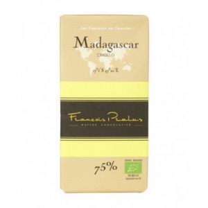 François pralus Tablette de chocolat de Madagascar (100 Gr)