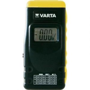 Varta 891101401 - Testeur de Piles