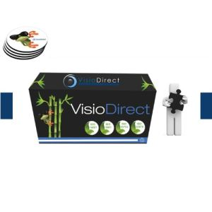 Visiodirect Toner noir compatible HP 83A