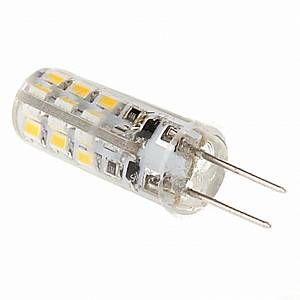 Ampoule LED G4 SMD2835 2W 12V 360 24LED - couleur eclairage : Blanc Neutre 4000K - 5500K