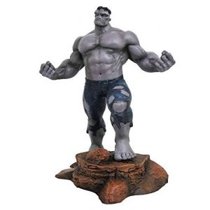 Diamond Select Toys Statuette Hulk Gris PVC Marvel Gallery SDCC 2018 28 cm