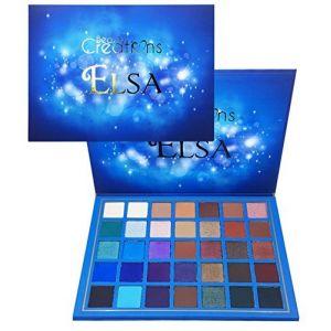 Beauty Creations Elsa 35 Color Elsa Eyeshadow Palette