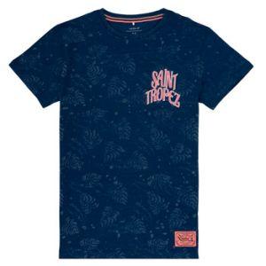 name it T-shirt enfant NKMFARRAN - Couleur 8 ans,10 ans,12 ans,14 ans,7 ans - Taille Bleu