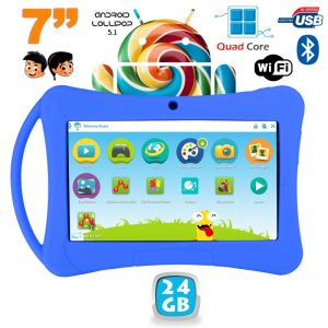 "Yonis Tablette tactile enfant 7"" 24 Go sous Android 5.1"