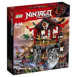 Lego 70643 - Ninjago : Le temple de la Renaissance