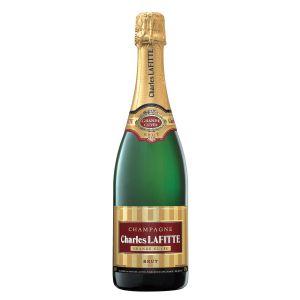 Charles Lafitte Lafitte Champagne brut - Blanc - 75 cl - 12 %