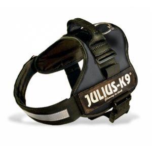Julius K9 Harnais pour chien 1/L, noir