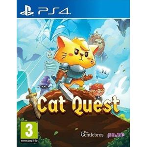 Cat Quest sur PS4
