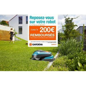 Gardena R70 Li - Robot tondeuse 18 V