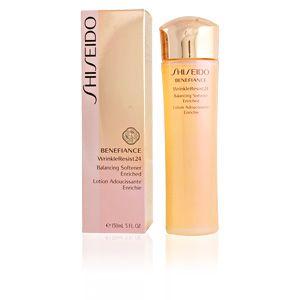 Shiseido Benefiance WrinkleResist24 - Lotion anti-âge adoucissante enrichie