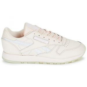 Reebok Chaussures Classic CL LTHR blanc - Taille 36,37,38,39,40,41,42,35,40 1/2,37 1/2,38 1/2