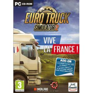 Euro Truck Simulator 2 : Vive la France [PC]
