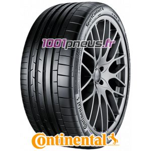 Continental 255/35 ZR20 (97Y) SportContact 6 XL FR