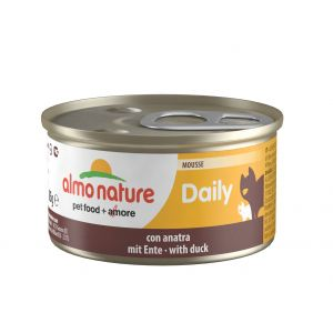 Almo Nature Daily Mousse Canard 85g