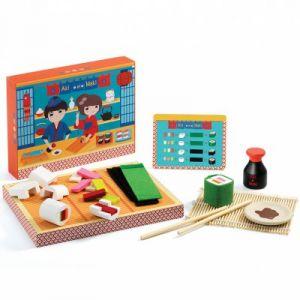 Djeco Petit restaurant Japonais : Aki et Maki