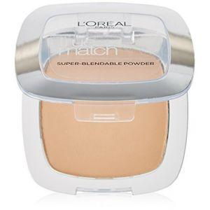 L'Oréal Accord Parfait 3.D Beige Doré - Poudre fondante et matifiante