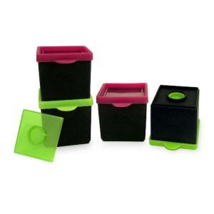 Yoko Design 4 boîtes TopBox carrées