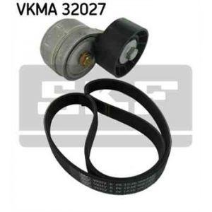 SKF Kit de courroies d'accessoires VKMA32027