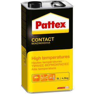 Pattex Colle Contact Haute, Température Bid, on 4.5 kg