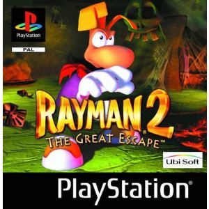 Rayman 2 : The Great Escape [PSone]