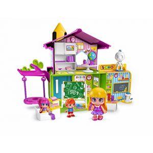 Famosa PINYPON - L'école + 3 Figurines et accessoires