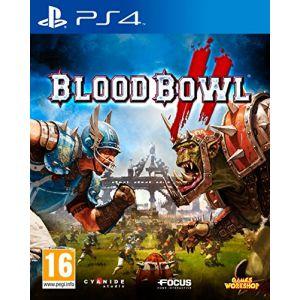 Blood Bowl II sur PS4