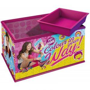Ravensburger Girly Girls Edition coffret Soy Luna - Puzzle 3D 216 pièces