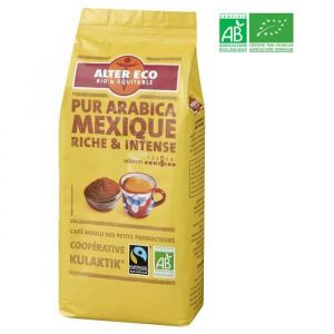 Alter Eco Café Oaxaca Mexique bio - 260 gr
