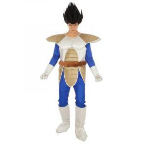 Chaks Déguisement Vegeta Dragon Ball homme Taille S