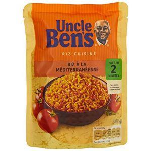 Uncle Ben's Riz à la Méditerranéenne Pochon 250 g