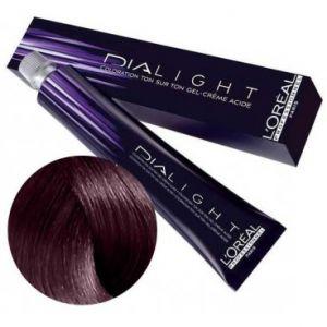 L'Oréal Dia light 4.20 Châtain irisé Intense - Coloration ton sur ton