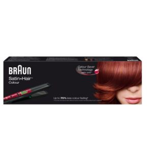 Braun ES3 - Lisseur Satin Hair 7 Colour