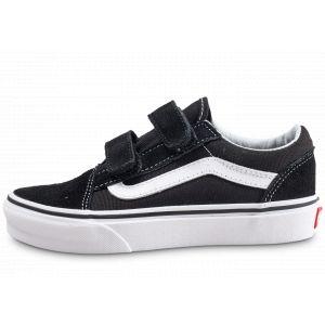 Vans Chaussures enfant OLD SKOOL V Noir - Taille 27,28,29,30,31,32,33,34,35,31 1/2