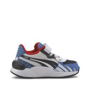 Puma Baskets Sega Rs 9.8 Sonic Ac Blanc/Bleu - Taille 19;20;21;22;23;24;25;26;27