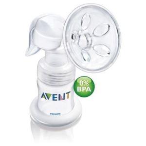 Philips Avent SCF310/20 - Tire-lait manuel avec biberon 125 ml