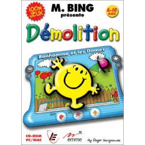 M.Bing - Démolition [Mac OS, Windows]
