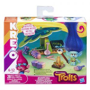 Hasbro Kre-O Campement de Branche Trolls Kreo