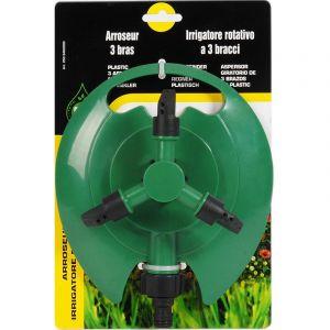 Arroseur rotatif 3 bras PVC