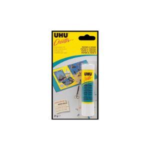 UHU 47175 - Baton de Colle creative pour papier & photos 21g