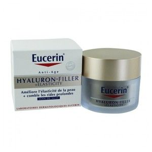 Eucerin Hyaluron-Filler + Elasticity Soin de nuit - 50 ml