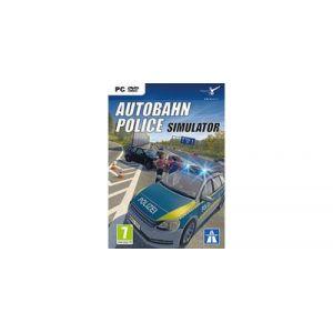 Autobahn-Police Simulator [import anglais] [PC]