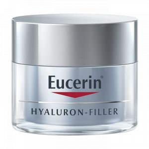 Eucerin Hyaluron-Filler peeling & serum nacht