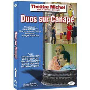Duo sur canapé (Théâtre)