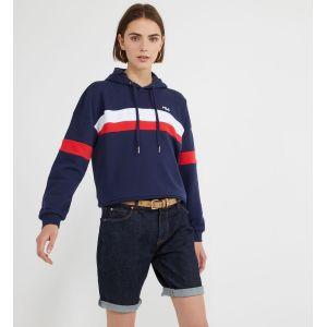 FILA Sweat à capuche imprimé Ella Hoody Bleu, Blanc, Rouge - Taille L;M;S;XS
