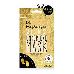 Oh k! Lux Edit Gold Dust Under Eye Mask