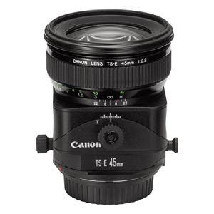 Canon 2536A019 - Objectif à décentrement et inclinaison - 45 mm - f/2.8
